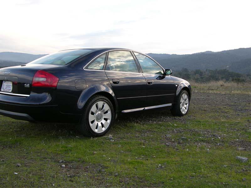 2000 Audi A6 4.2 Quattro